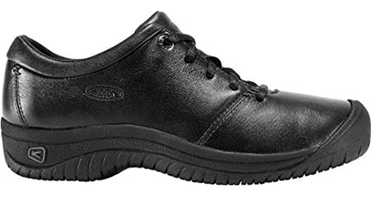 KEEN Utility Women's PTC Oxford Work Shoe_ Shoes