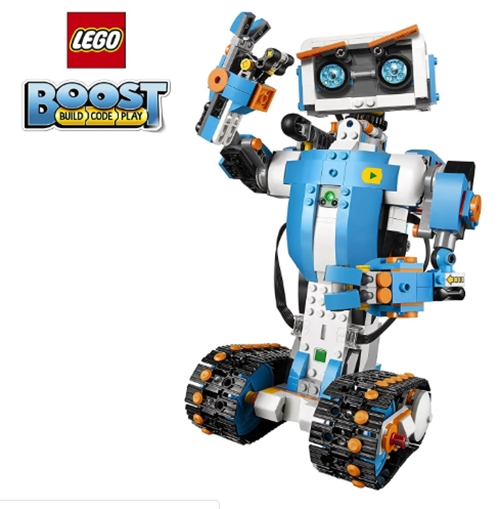 LEGO Boost Creative Toolbox 17101 Fun Robot Building Set and Educati