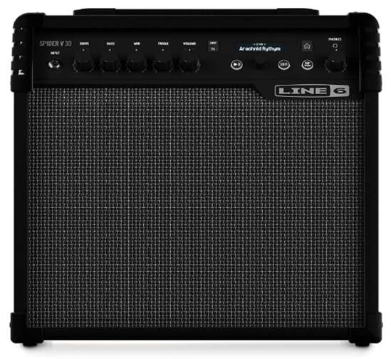 Line 6 Spider V 30 Modeling Amplifier_ Musical Instruments
