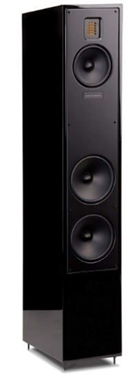 MartinLogan Motion 40 Gloss Black Floorstanding Loudspeaker (Each)_