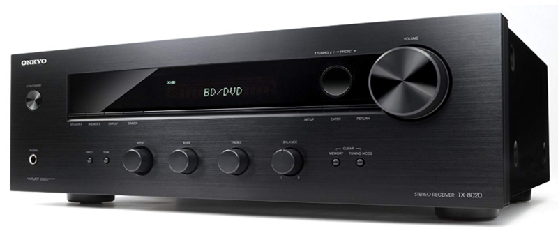 Onkyo TX-8020 2 channel Stereo Receiver_ Home Audio & Theater