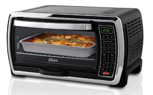 Oster Toaster Oven _ Digital Convection Oven, Large 6-Slice Capacity