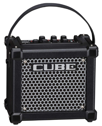Roland Micro Cube Battery Powered Guitar Amplifier _ M-CUBE-GX with