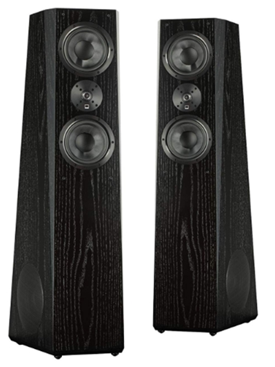 SVS Ultra Tower Flagship 3-Way Loudspeaker (Black Oak Pair)_ Home Au