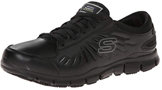 Skechers for Work Women's Eldred Shoe_ Shoes