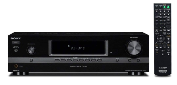 Sony STRDH130 2 Channel Stereo Receiver (Black)_ Home Audio & Theate