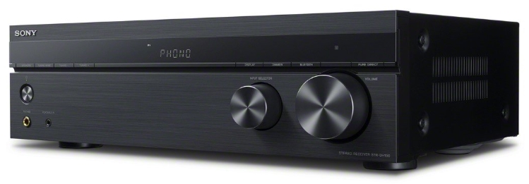 Sony STRDH190 2-ch Stereo Receiver with Phono Inputs & Bluetooth_ El