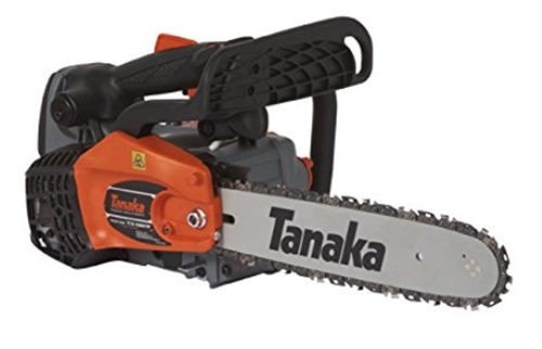 Tanaka TCS33EDTP_14 32.2cc 14-Inch Top Handle Chain Saw with Pure F