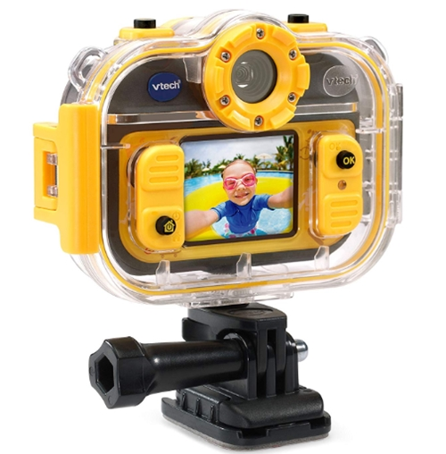 VTech Kidizoom Action Cam 180o (Frustration Free Packaging)_ Toys &
