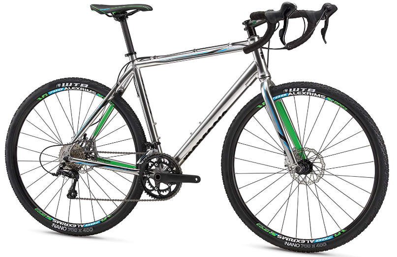 Mongoose Selous Sport Gravel Road Bike with 700cm Wheel _ Sports &