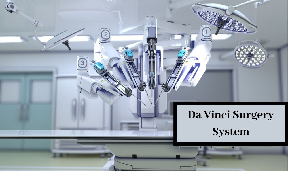 Da Vinci Surgery System- First One Of Its Kind To Get FDA's Approval 1