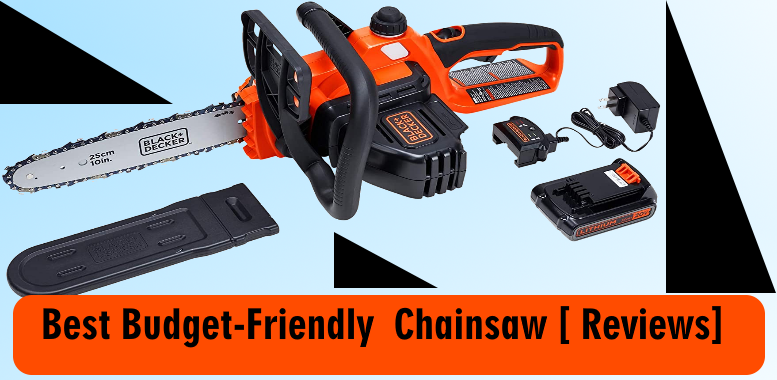 5 Best Budget-Friendly Chainsaw [ 2020 Reviews]