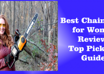 Top 5 Best Chainsaws for Women 2020 - (Reviews, Top Picks & Guide!)