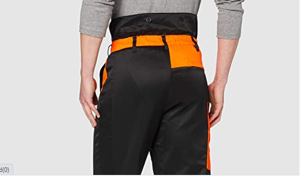 Portwest Work wears Men's Chainsaw Trousers