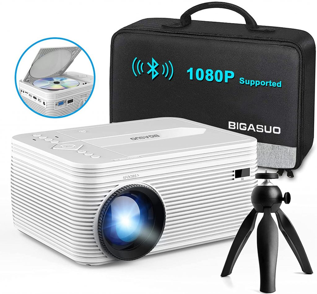 The 7 Best Projector With Bluetooth Audio Output 2021 Review & Buying Guide 6