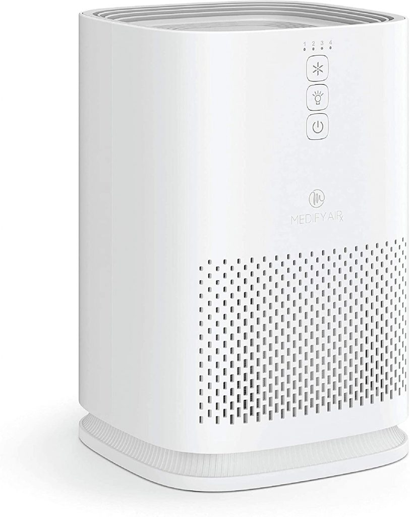 5 Best Air Purifiers For Large Rooms Spaces (Reviews & Buying Guide) 5