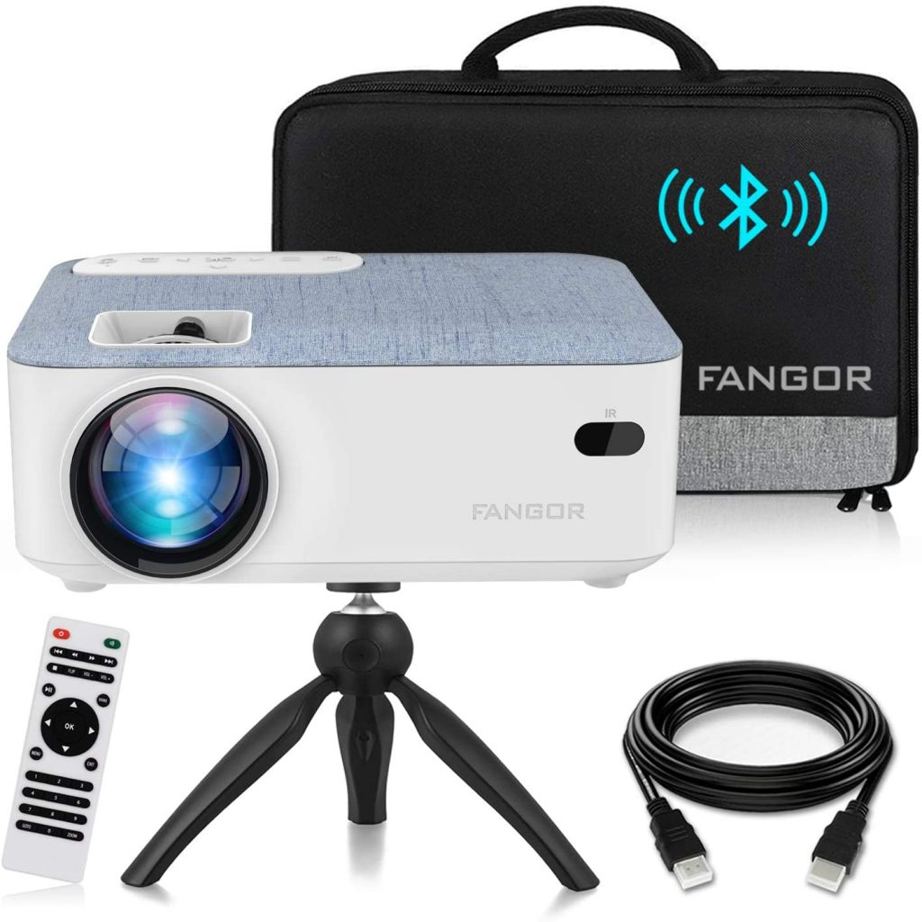 The 7 Best Projector With Bluetooth Audio Output 2021 Review & Buying Guide 4