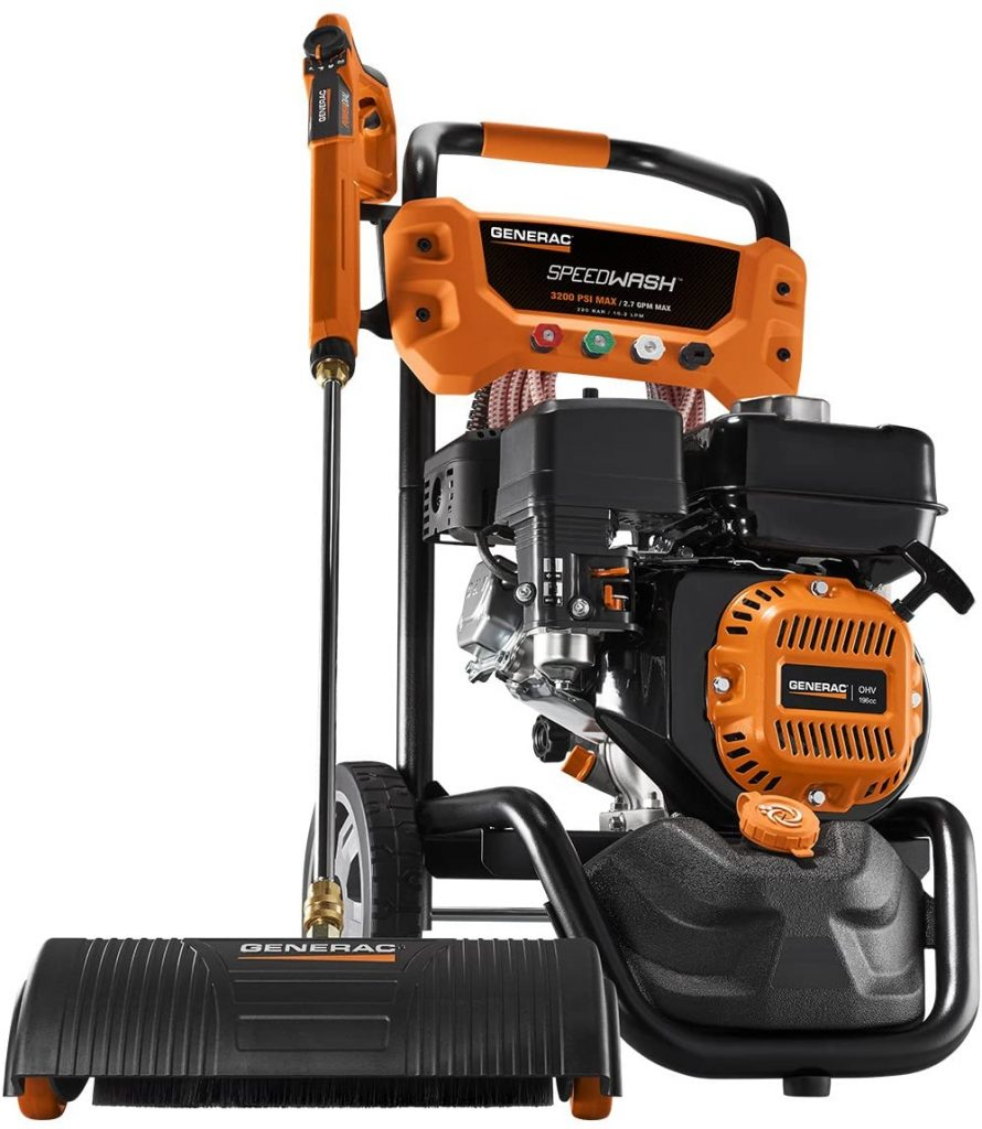 5 Best Pressure Washer Buying Guide 2021: Expert Review 1