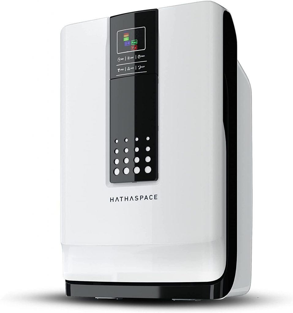 5 Best Air Purifiers For Large Rooms Spaces (Reviews & Buying Guide) 1