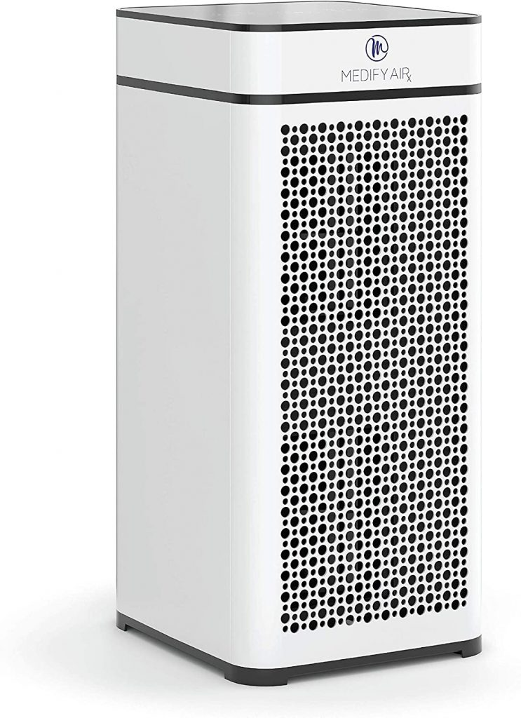5 Best Air Purifiers For Large Rooms Spaces (Reviews & Buying Guide) 6
