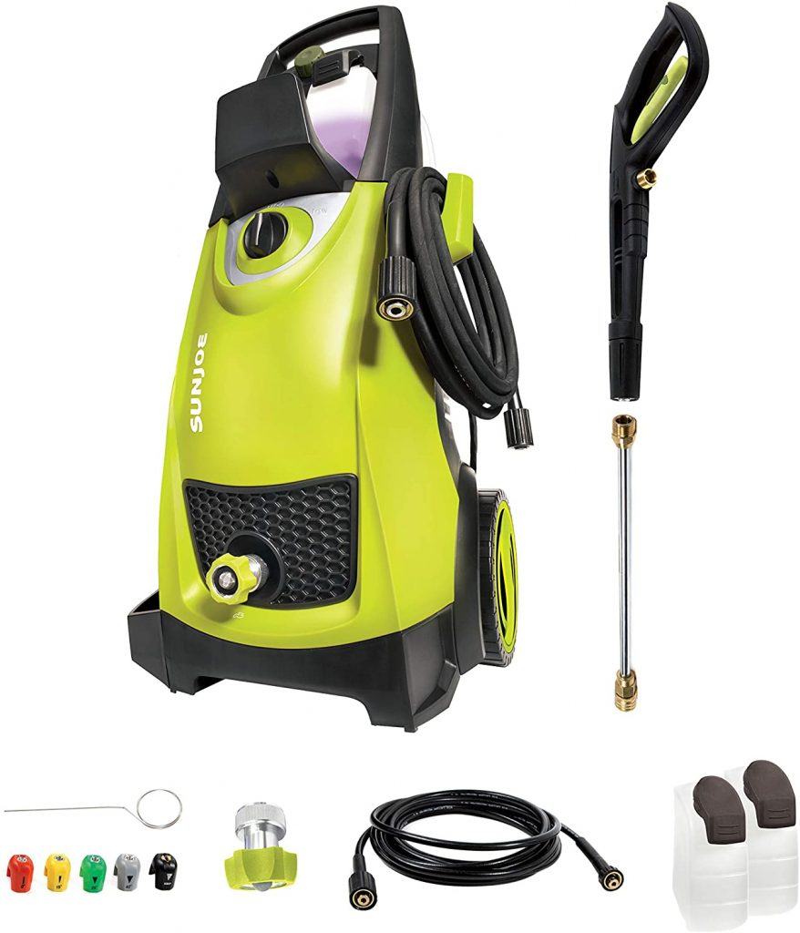 5 Best Pressure Washer Buying Guide 2021: Expert Review 4