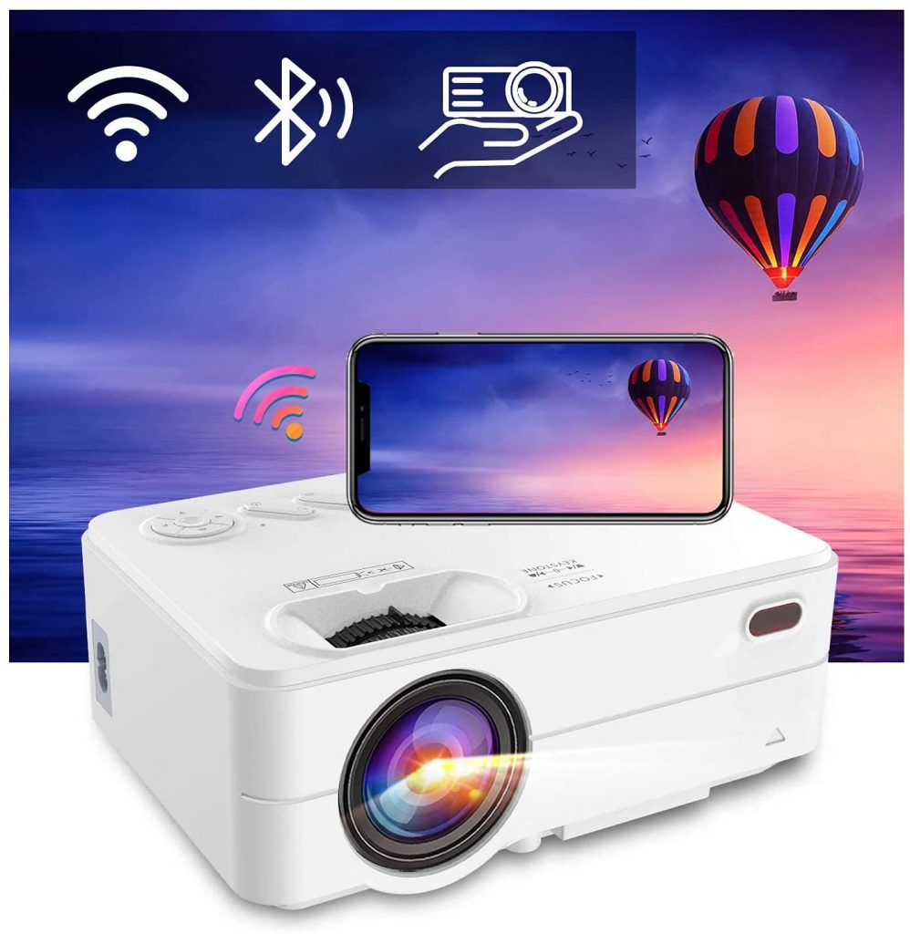 The 7 Best Projector With Bluetooth Audio Output 2021 Review & Buying Guide 7