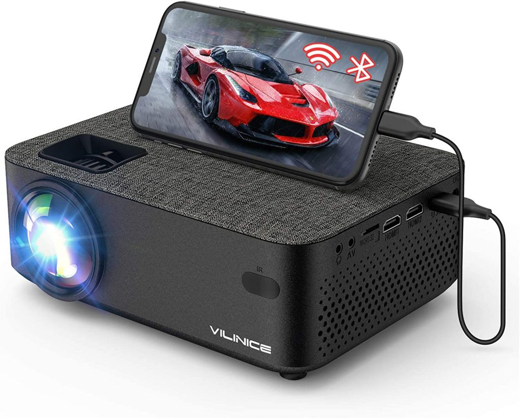 The 7 Best Projector With Bluetooth Audio Output 2021 Review & Buying Guide 5