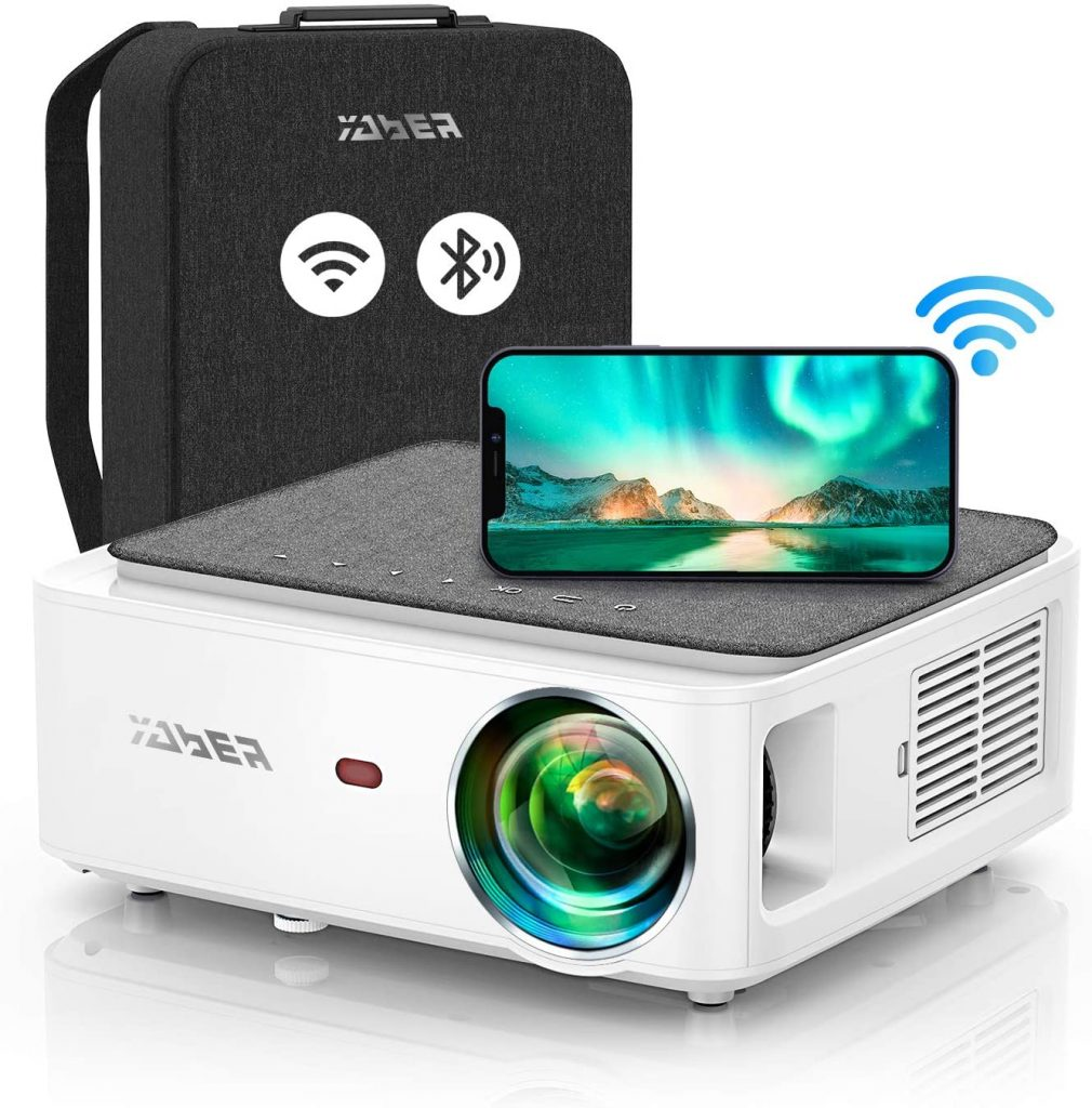 The 7 Best Projector With Bluetooth Audio Output 2021 Review & Buying Guide 3